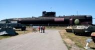 Подводная лодка в Тольятти
