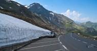 Ледник Пастерце в Австрии — ФОТО.