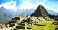 Мачу Пикчу — древний город инков в Перу