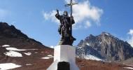Андский Христос, фото и история памятника.