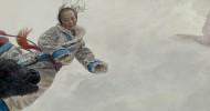 Летающие тибетские девушки на картинах Ван И-Гуана