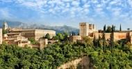 Альгамбра в Гранаде (Испания)
