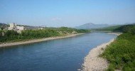 Самая холодная река в мире