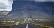 Окружная дорога в Исландии