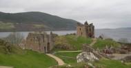 Нужен сторож замка на Шотландском острове