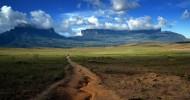 Столовая гора Рорайма в Венесуэле (20 фото)