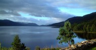 Озеро Лох-Несс и его чудовище