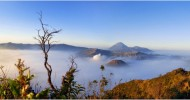 Индонезия — страна вулканов. Часть 2