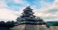 Замок Мацумото в Японии (фотографии)