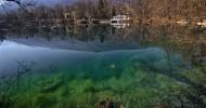 Голубое озеро (Чирик–Кёль) в Кабардино–Балкарии
