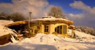 Экодом Саймона Дейла — жилище хоббита (18 фото)