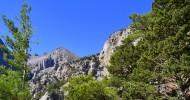 Национальный парк Лефка-Ори (Самарийское ущелье), Греция.