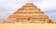 Первая пирамида в Египте