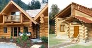 Покупка сруба или упрощенное строительство дома