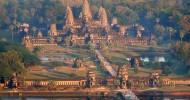 Ангкор в Камбодже