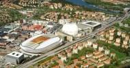Глобен-Арена (Эриксон Глоб) в Швеции — ФОТО
