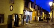 Золотая улочка в Праге, фото и история улицы