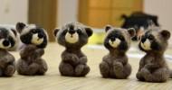 Войлочные игрушки Татьяны Бараковой (32 фото)