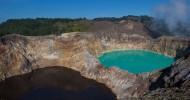 Разноцветные озера вулкана Келимуту, Индонезия (24 фото)