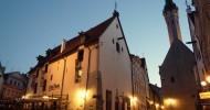 Ресторан «Ольде Ханса» в Таллине, Эстония