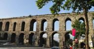Акведук Валента в Турции — ФОТО.
