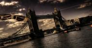 Тауэрский мост в Лондоне, фото моста, история и описание