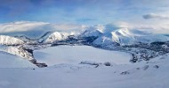 Хибины зимой