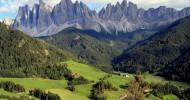 Альта Виа 1 — туристическая тропа в Доломитовых Альпах