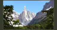Высокий горный шпиль Серро Торре