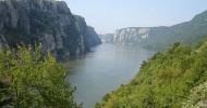 «Железное» ущелье Дуная