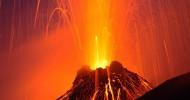 Вулканы: активные и самые опасные в мире