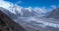 Ледник Балторо, Пакистан (фото)