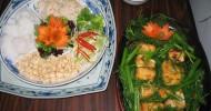 Ресторан Cha Ca La Vong, фото ресторана, Ханой, Вьетнам