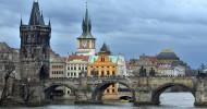 Карлов мост в Праге, Чехия (фотографии)