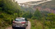 На автомобиле из Украины в Черногорию