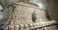 Церковь на костях в Чехии (16+)