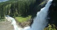 Водопад Криммлер в Австрии, фото водопада
