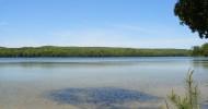 Маниту – крупнейшее соленое озеро в озере