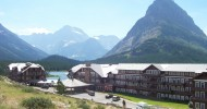 Отель Many Glacier, США, фото и описание отеля
