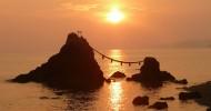 Мэото-ива – первые супруги на Земле