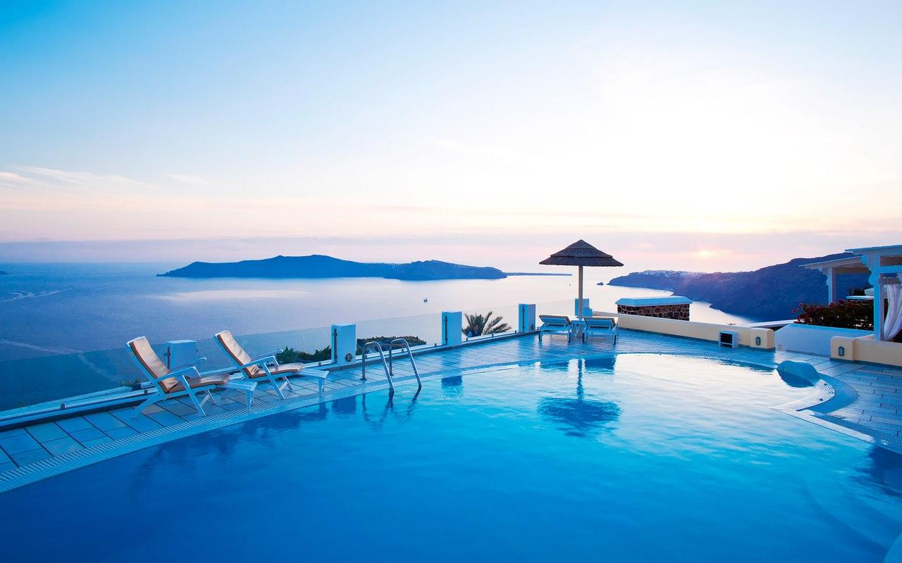 Греция виллы картинки