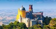 Дворец Пена в Португалии — ФОТО