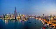 Как изменился Шанхай: 1990-2010 года