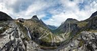 Лестница троллей (Trollstigen), Норвегия