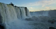 Водопады Игуасу (Аргентина, Бразилия). 25 фото