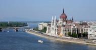 Город Будапешт в Венгрии — ФОТО