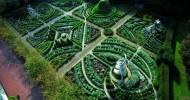 Сад космических размышлений Чарльза Дженкса (22 фото)