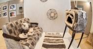 Войлочные скульптуры Ирины Андреевой (35 фото)