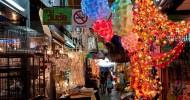 Рынок Чатучак в Бангкоке, Таиланд