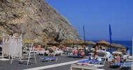 На остров мечты — Санторини (сквозь облака)